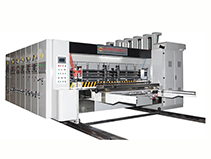 Printer Slotter and Die Cutter (High Speed)